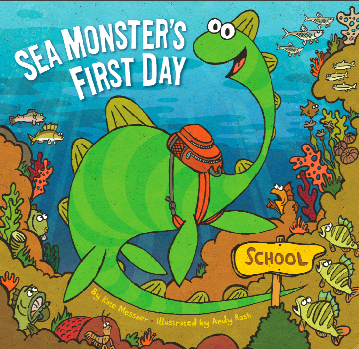 On Sea Monster's First Day
