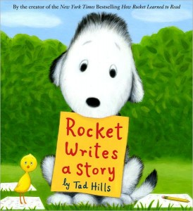 On Rocket Writes a Story